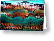 Landscape 121001-4 Greeting Card