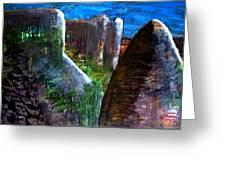Landscape 130214-4 Greeting Card