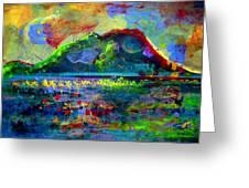 Landscape 130214-5 Greeting Card