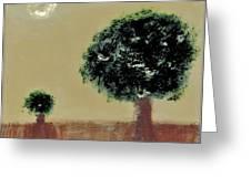 Landscape 14-006 Greeting Card