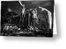 Landscape 14 D Bsl Greeting Card