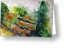 Landscape-4  Greeting Card