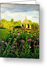 Landscape Artist Greeting Card