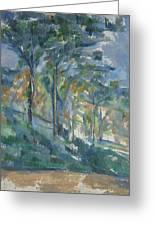Landscape, C.1900 Greeting Card