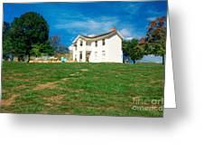 Landscape - Missouri Town - Missouri Greeting Card
