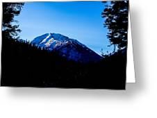 Landscape Oregon Greeting Card