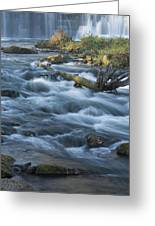 Lanesboro Dam 10 Greeting Card