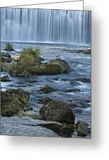 Lanesboro Dam 9 Greeting Card