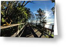 Langmoor-lister Bridge Greeting Card