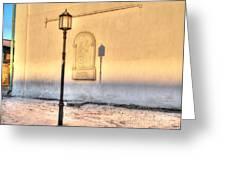 Lantern Day Greeting Card