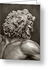 Laocoon Greeting Card