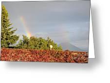 L'arcobaleno Greeting Card