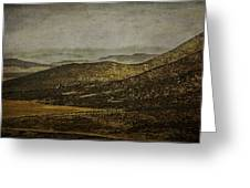 Las Colinas - The Hills Greeting Card