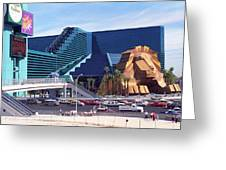 Las Vegas 10 Greeting Card