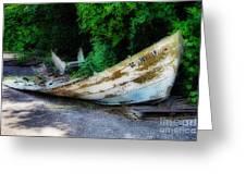 Last Voyage Greeting Card