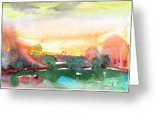 Late Afternoon 59 Greeting Card