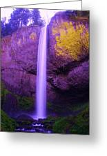 Latourall Falls Greeting Card