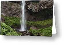 Latourelle Falls Greeting Card