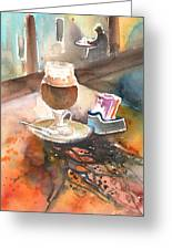 Latte Macchiato In Italy 02 Greeting Card