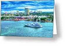 Lauderdale Greeting Card