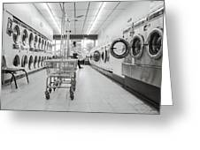 Laundry Room Greeting Card