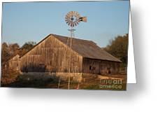 Laurel Road Barn Greeting Card