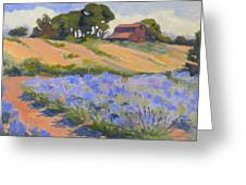 Lavender Hollow Farm Greeting Card