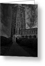 Lavenham Cathedral Greeting Card