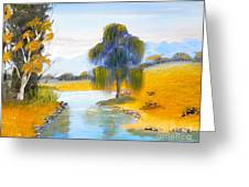 Lawson River Greeting Card