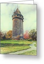 Lawson Tower Greeting Card
