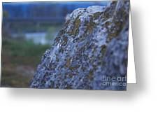 Lay On My Hidden Rock Greeting Card