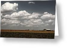 Lbj Ranch In Texas Greeting Card
