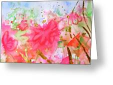 Le Jardin Greeting Card