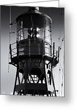 Lead Me Home Lightship. Greeting Card