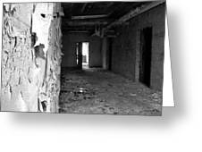 Lead Paint Greeting Card