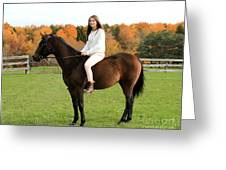 Leanna Abbey 17 Greeting Card