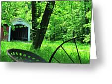Leatherwood Greeting Card