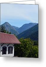 Leavenworth Greeting Card