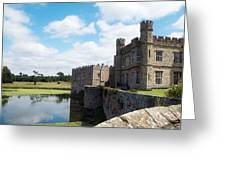 Leeds Castle Greeting Card