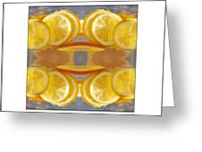 Lemon Drop Greeting Card