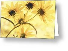Lemon Kisses Greeting Card