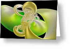 Lemon Lime Twist Greeting Card