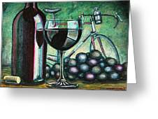L'eroica Still Life Greeting Card by Mark Jones