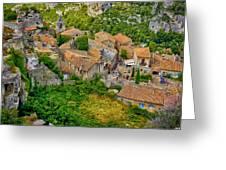 Les Baux De Provence France Dsc01915 Greeting Card