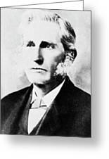 Lester Frank Ward (1841-1913) Greeting Card