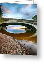 Lester River Mouth Greeting Card