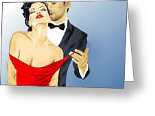 Lets Dance One Greeting Card