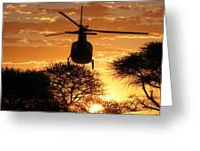 Lets Fly Greeting Card