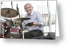 Levon Helm Band Greeting Card