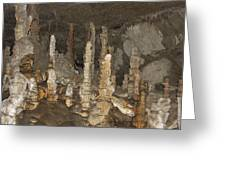 Lewis And Clark Caverns 3 Greeting Card